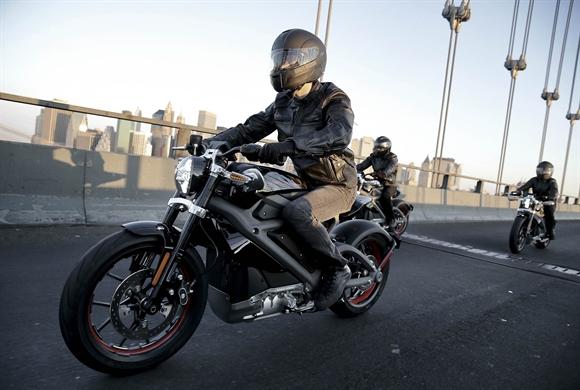 Harley-Davidson se gioi thieu mo to dien vao nam 2019