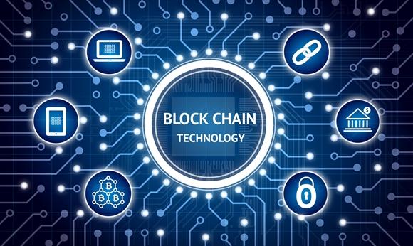 Blockchain cho diem bung no