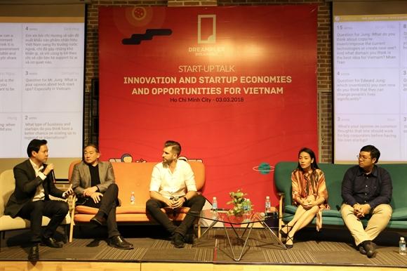 Tim duong cho startup Viet Nam tai thi truong quoc te