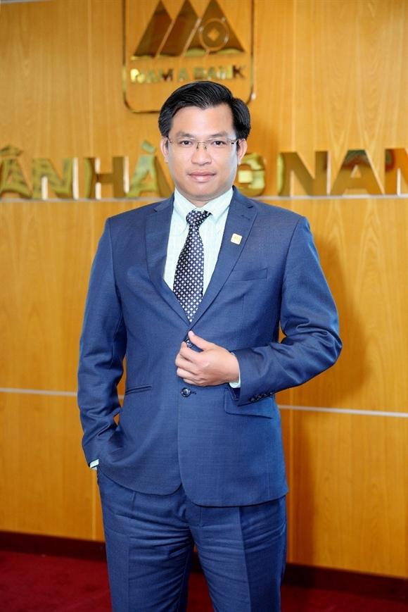 Nam A Bank co Tong Giam doc moi