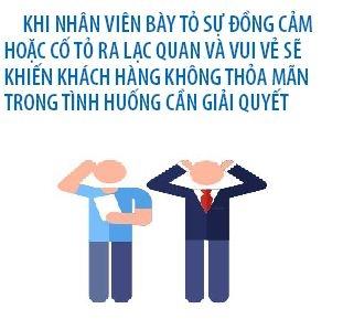 Loi xin loi co the lam giam su hai long cua khach hang