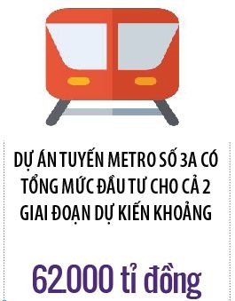 Tokyo Metro Viet Nam se ho tro ky thuat tuyen metro 3a cua TP.HCM