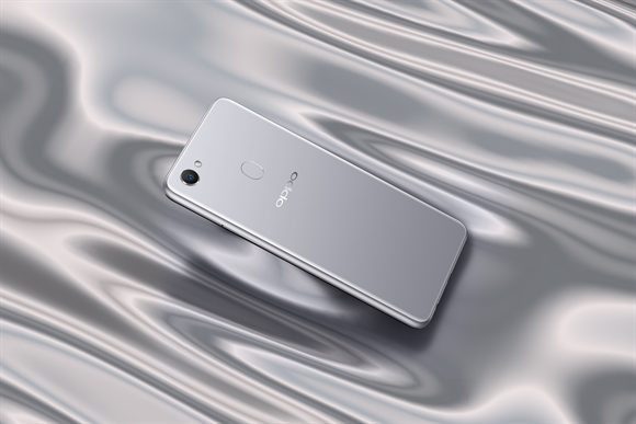 AI 2.0 trong smartphone Oppo F7