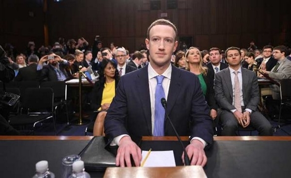 Mark Zuckerberg da