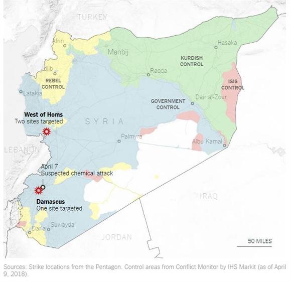 Vi sao phuong Tay nhat quyet tan cong Syria?