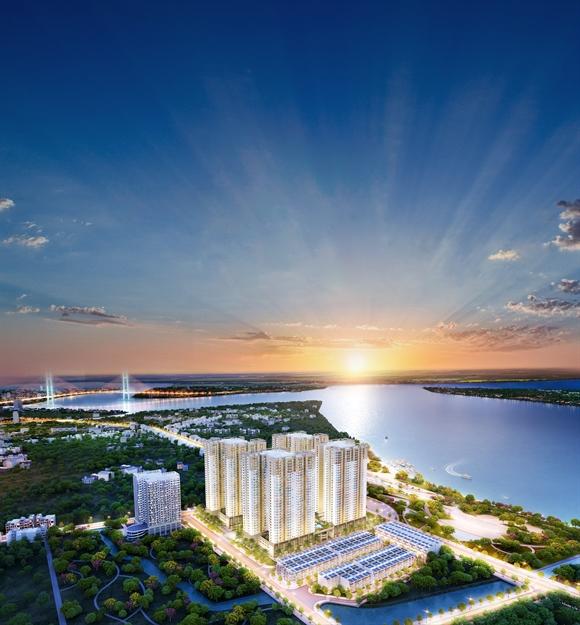 Q7 Saigon Riverside Complex chinh thuc mo ban