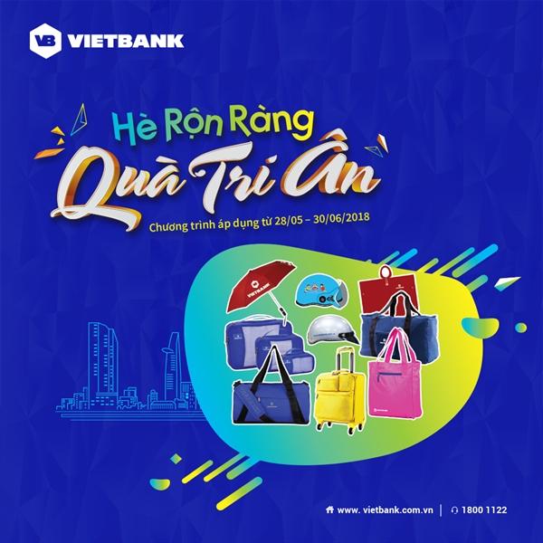 Hang ngan qua tang dip He Vietbank tri an khach hang