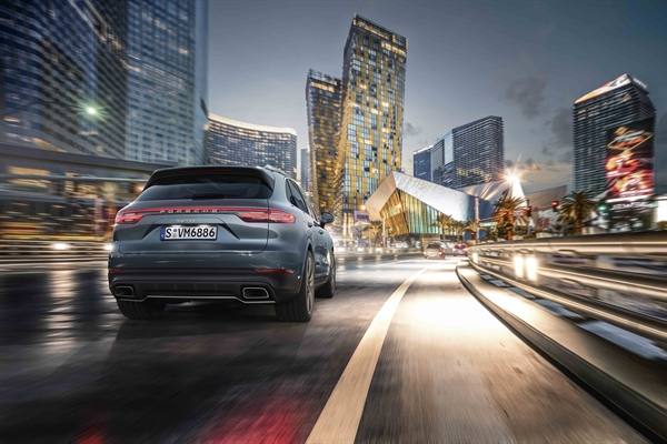Porsche Cayenne hoan toan moi: Sieu pham ha canh