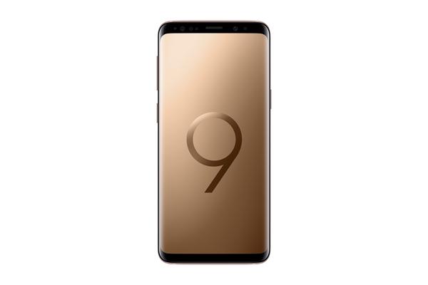 Galaxy S9+ phien ban Hoang Kim