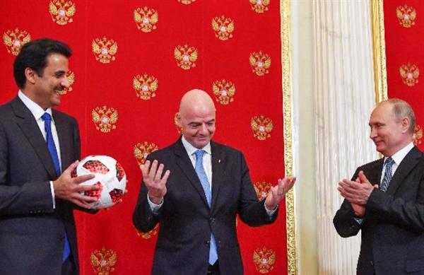 Cup vang cho Putin
