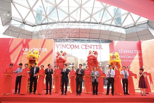 Khai truong Vincom Center Landmark 81 tai toa thap cao nhat Viet Nam