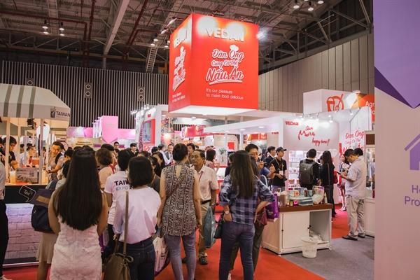 Vedan gop mat tai Trien lam Taiwan Expo 2018