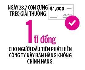 """Thuong de  """"treo"""" hay de  """"trao""""?"""