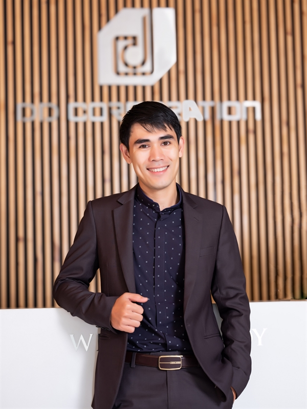 CEO Tran Manh Dat: Thanh cong nho nhung cong thuc rieng
