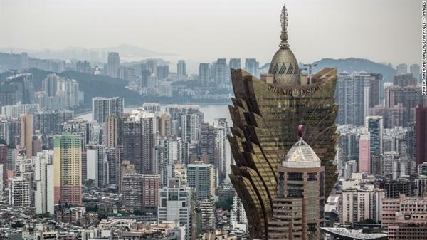 Macau se giau nhat the gioi