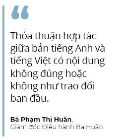 Ba Huan - Vinacapital: Hop dong dang do