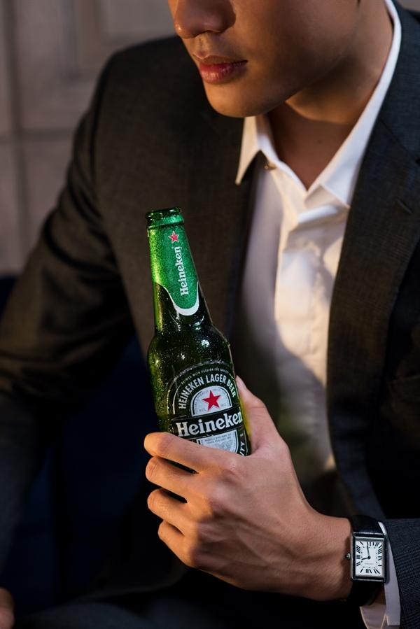 Huong vi thuong hang cua Heineken trong hanh trinh chinh phuc the gioi