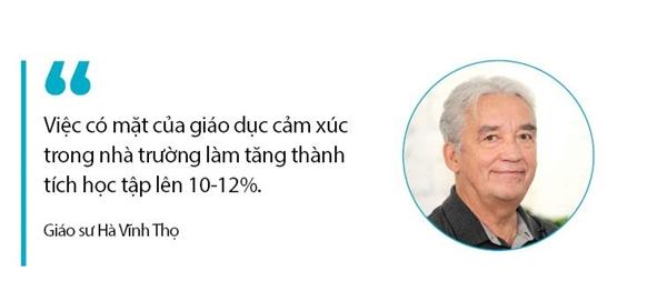 Ngoi truong vinh danh hanh phuc