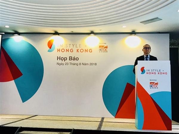 Instyle Hong Kong 2018 dien ra vao thang 9 tai TP. HCM