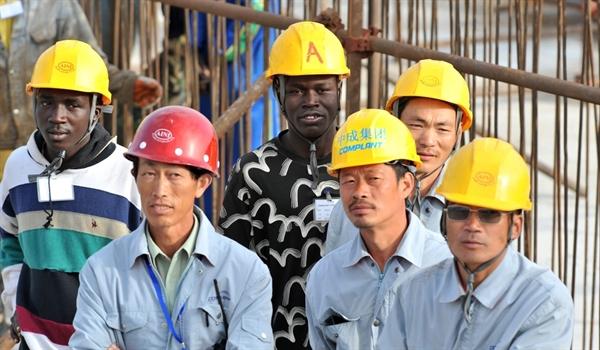 Trung Quoc giam no de xoa diu chau Phi