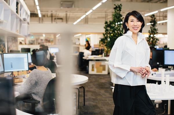 Angelene Chan: Nguoi phu nu dinh hinh du an day tham vong o Viet Nam