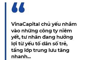 """VinaCapital cam tram trieu USD """"di cho"""" startup"""