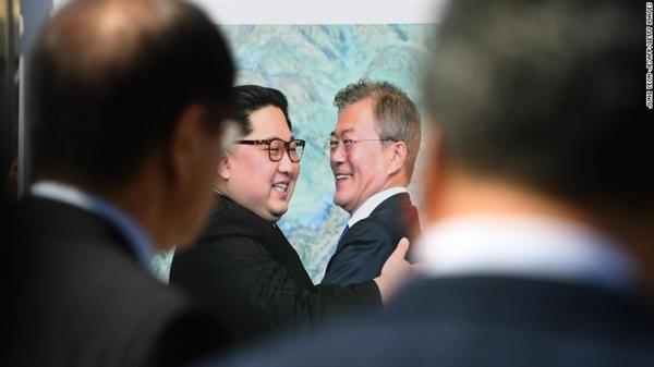 Lanh dao Samsung den Trieu Tien lam gi?