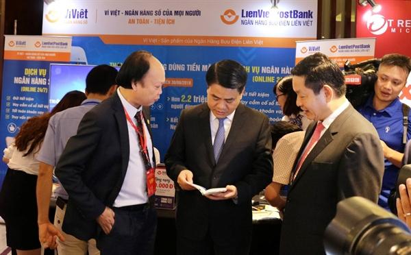 Vi Viet tham gia ASOCIO Smart City Summit 2018