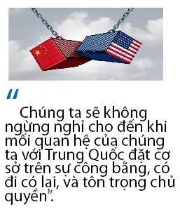 Chinh quyen Trump chong Trung Quoc toan dien