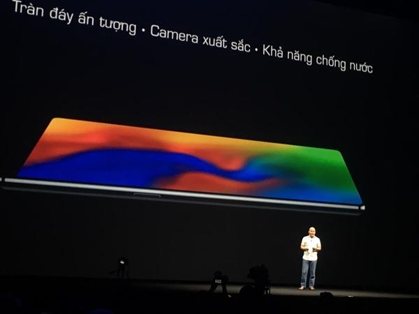 Bphone 3: Smartphone dau tien tren the gioi co thiet ke