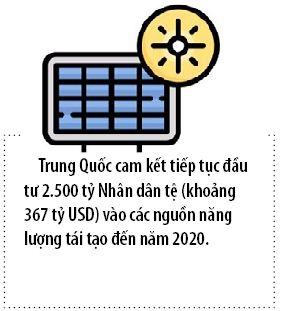 "Trung Quoc tro thanh ""so 1"" ve nang luong tai tao"