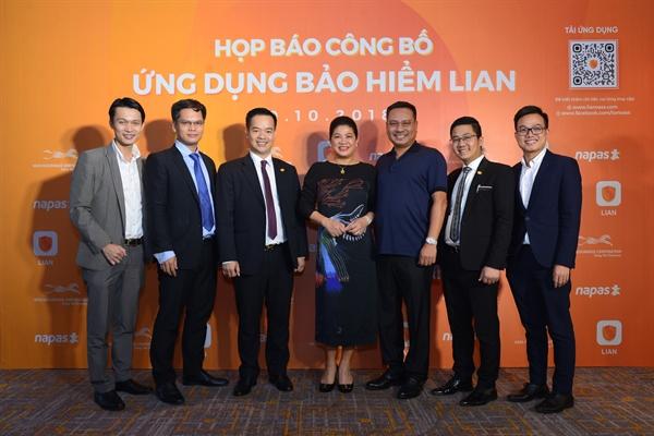 Ung dung LIAN - Cong nghe bao hiem tu dong dau tien tai Viet Nam