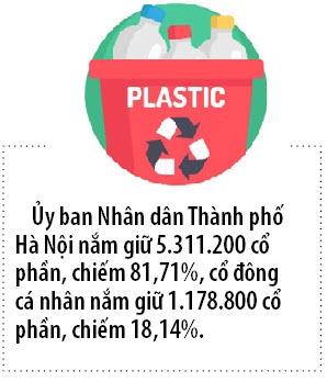 Nhua Ha Hoi thuong co phieu 100%