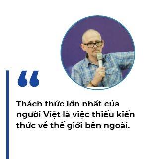 CEO cua Blacktrace Holdings: Startup hay thiet ke san pham tot nhat!