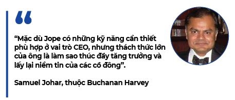 Nan de cua tan CEO Unilever