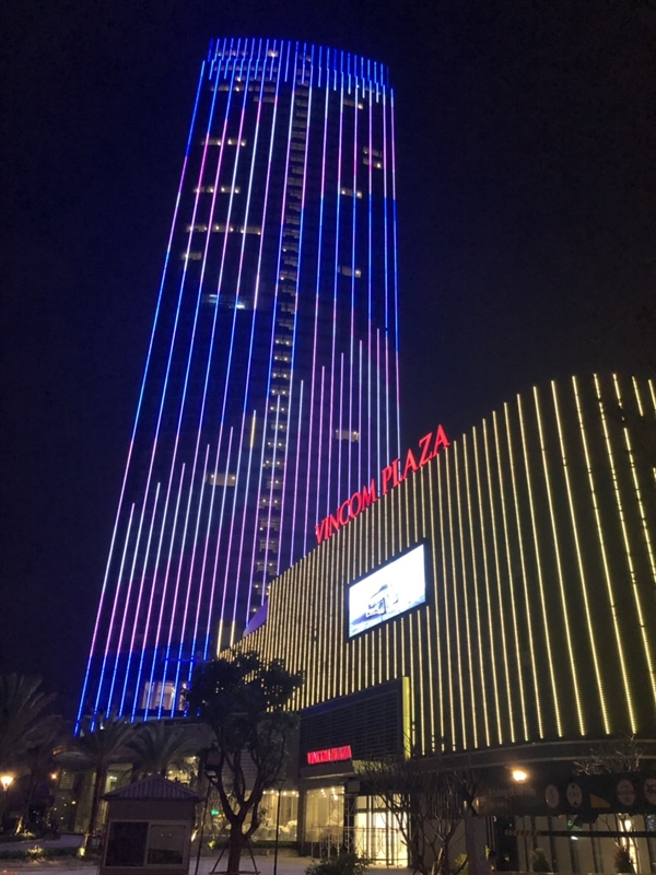Vincom dat moc 66 trung tam thuong mai vao cuoi nam 2018