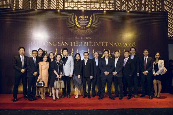 Le vinh danh Bat dong san tieu bieu Viet Nam 2018