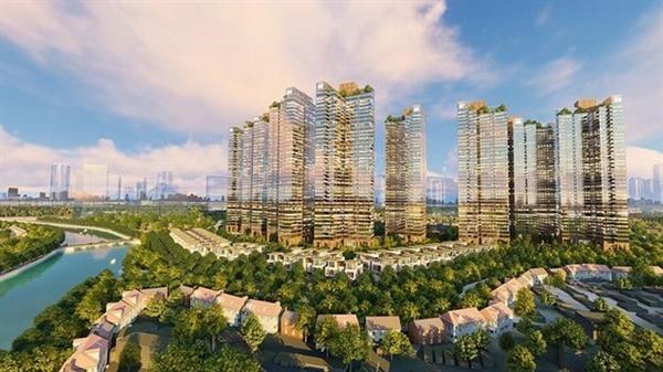 Gan 2.000 nguoi tham du Le cong bo du an Sunshine City Sai Gon