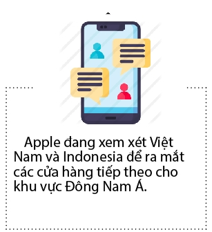 Apple tuyen Giam doc Kinh doanh tai Viet Nam