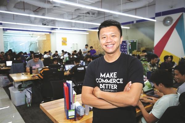 10 chan dung startup Viet