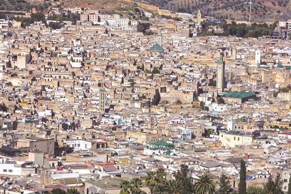 Huyen bi Morocco