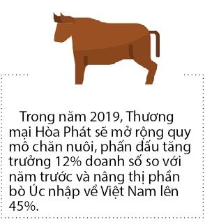 """Hoa Phat thanh cong voi san pham """"tay ngang"""""""