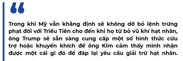 Ong Trump va ong Kim Jong Un se gap nhau tai Viet Nam vao cuoi thang 2