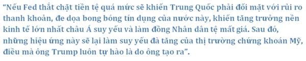 Khi chinh sach tien te cua nuoc My duoc san xuat tai Trung Quoc