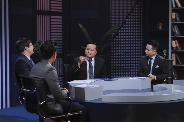 Doanh nhan Nguyen Tien Dung: Nghe CEO la dinh menh cua toi