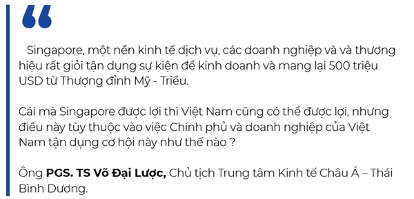 "Thuong dinh Trump-Kim: Van cho ""mot chuong trinh nghi su hoan chinh"""