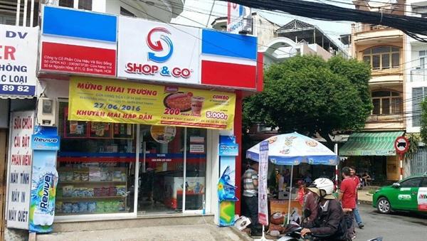 VinCommerce nhan chuyen nhuong 87 cua hang Shop&Go voi gia 1 USD