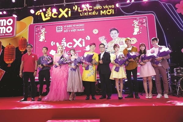 Lac xi MoMo: Rung lac gioi marketing Viet