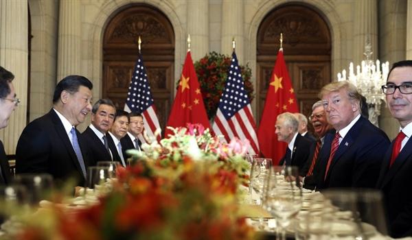 Vien canh nao cho lan giap mat giua ong Trump va ong Tap tai G20 tuan toi?