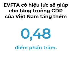 Ky ket hiep dinh EVFTA tac dong nhu the nao toi cac nganh san xuat tai Viet Nam?